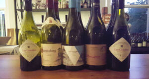 The lineup of Gamay at Harry and Frankie